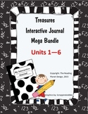 Texas Treasures Interactive Journal Units 1-6 Mega Bundle