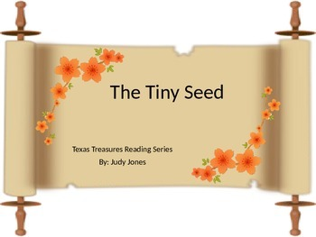 The Tiny Seed (PowerPoint)