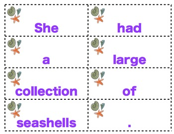 Texas Treasures Vocabulary Activities for Babu's Song