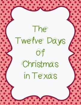 Texas Twelve Days of Christmas