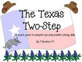 Texas Two Step- 2 step problem solving for 3rd Grade