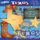 Texas USA Clip Art Download