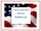 Texas USH STAAR Test Review