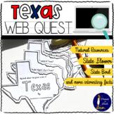 Texas Web Quest