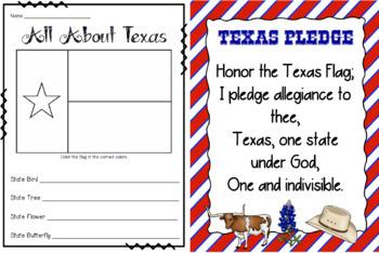 Texas Words FREEBIE