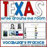 Texas Write Around the Room