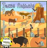 Texas Writing Activity ~ Texas Animals