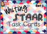 Texas Writing STAAR Revising and Editing Task Cards