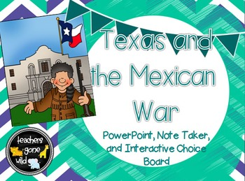 Texas and the Mexican War Mini Bundle