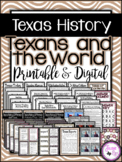 Texas and the World: 4th Grade TEKS-Based Social Studies Unit 11