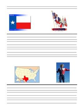 Texas door words (12 different images)