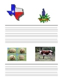 Texas door words (12 different images)