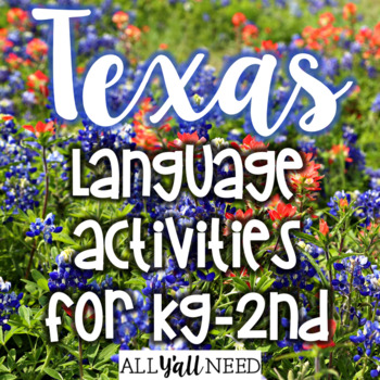 Texas for Speech & Language Therapy - Younger Elementary