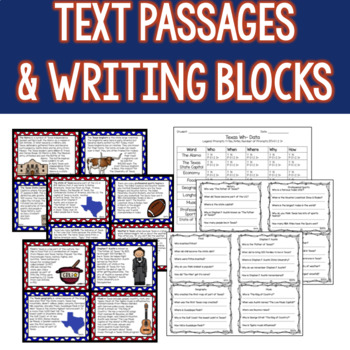 Texas for Speech and Language Therapy - Upper Elementary