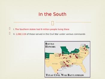 Texas in the Civil War