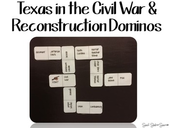 Texas in the Civil War and Reconstruction Review