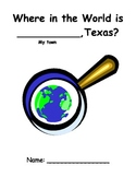 Texas map skills