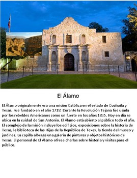 Texas mini PBL for DLE/Spanish