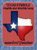 Texas symbols/ Simbolos de Texas bilingual book