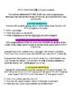 Text Analysis 1-2-3: Scaffolded Literary Analysis Practice