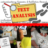 Text Analysis - CRIME SCENE
