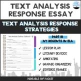 Text Analysis Response for ELA