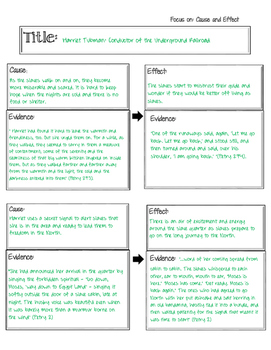Text-Based Analysis of Nonfiction