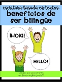 Text Based Benefits of Bilingualism Essay