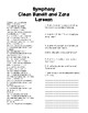 Text Based Comprehension and Grammar through Song Lyrics P