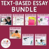 Text-Based Essay Prompts BUNDLE | Text-Dependent Analysis