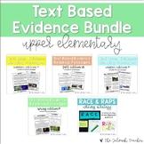 Text Based Evidence Bundle