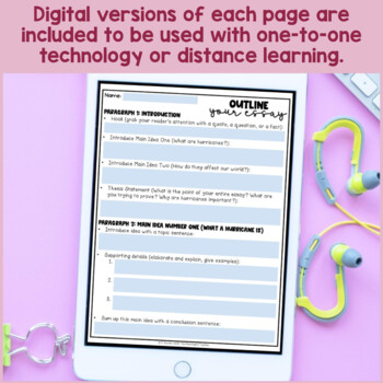 Text-Based Informational Essay Writing Prompt
