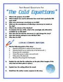 """Text-Based Questions for """"The Cold Equations"""""""