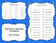 Text Based Unknown Vocabulary for STAAR - Task Cards - Nonfiction Edition