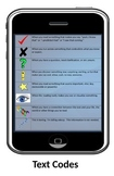 Text Codes Non Fiction 11X17 Color Poster Future Problem S