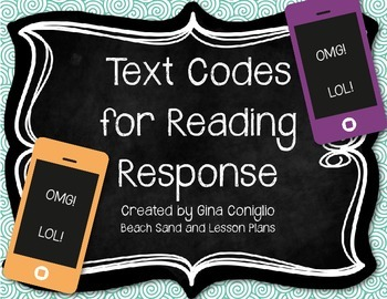 Text Codes for Reading Passages