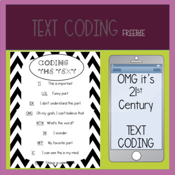 Text Coding