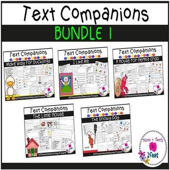 Text Companions BUNDLE 1