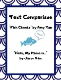 Fish Cheeks Worksheets & Teaching Resources | Teachers Pay ...
