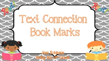Text Connection Bookmarks