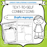 Text-to-Self Connections: Graphic Organizers; Great for distance learning!