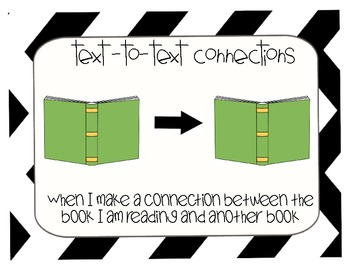 Text Connection Poster Set