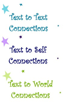 Text Connection Posters