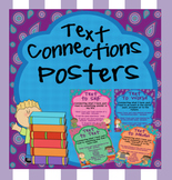 Reading / Text Connection Posters