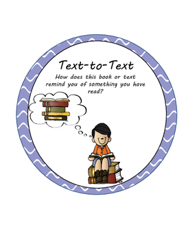 Text Connection Posters and Assessment Tool