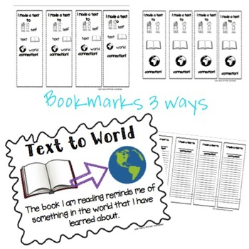 Text Connection for Elementary