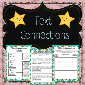 Text Connections Lesson and Activities