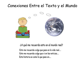 Text Connections: English and Spanish