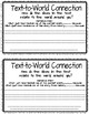 Text Connections Exit Slips