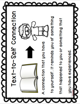 Text Connections: Graphic Organizer For Finding Evidence
